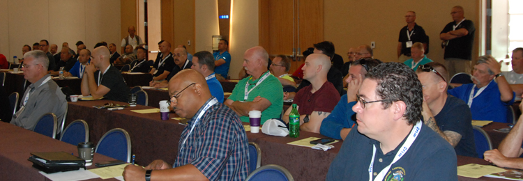 Hazmat Conference education session