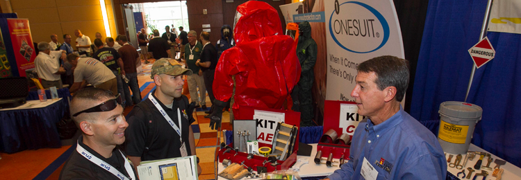 Hazmat Conference Exhibit Hall