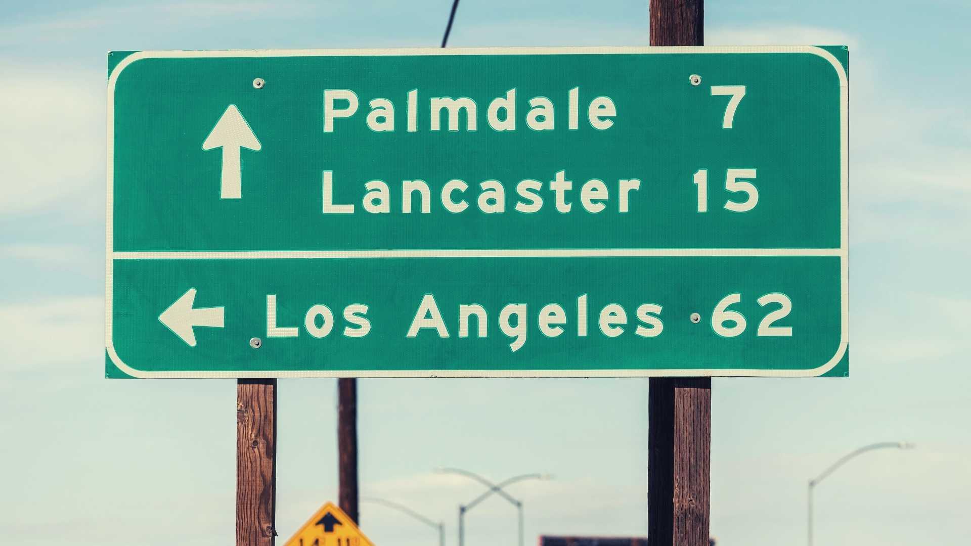 lancaster, california covid response
