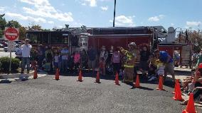 Leesburg Virginia Volunteer Fire Company Open House