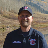 Paul Cada, Wildland Program Administrator, Vail Fire and Emergency Services – Town of Vail, Colorado