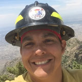 Porfirio Chavarria, Wildland Urban Interface Specialist – City of Santa Fe Fire Department, Santa Fe, New Mexico