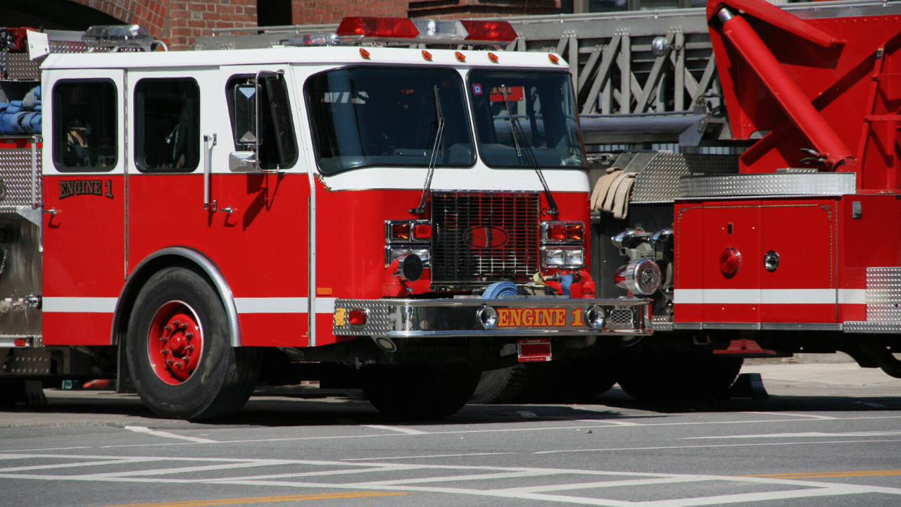 Running A Firehouse During A Pandemic