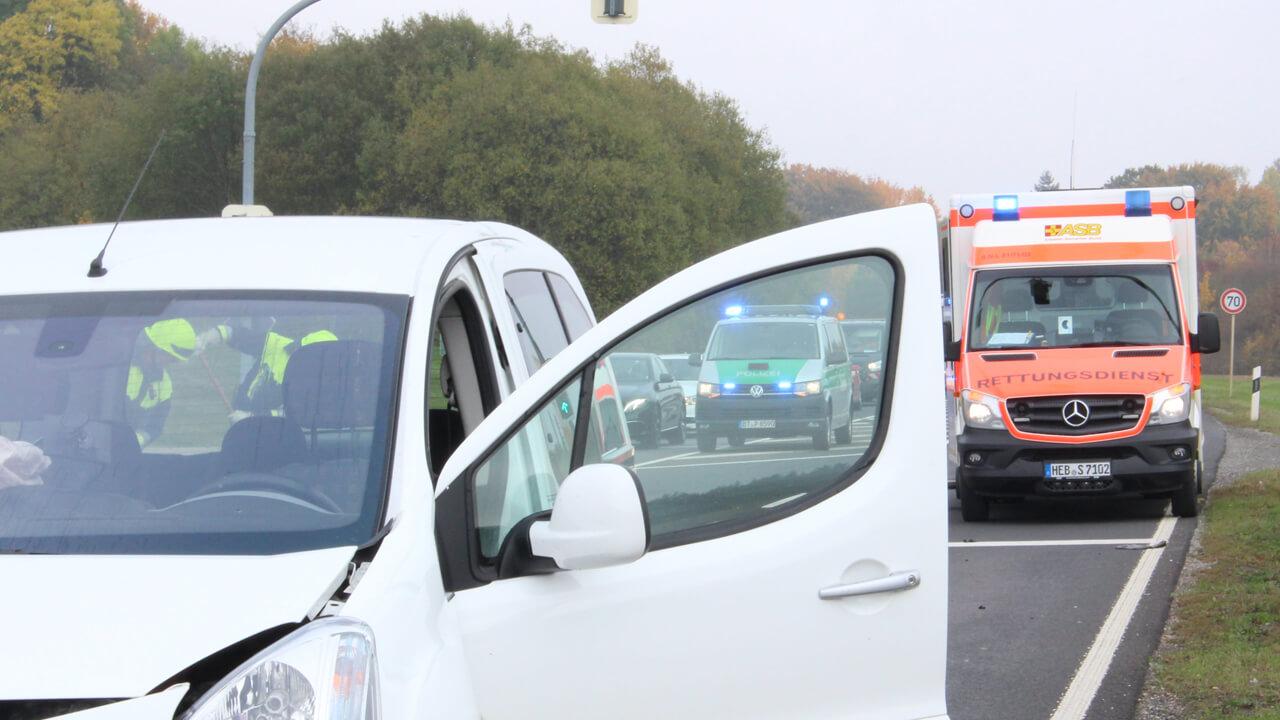 Roadside incident