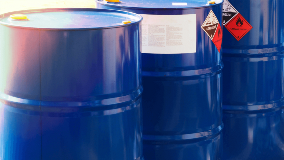 Steel Drum Barrel