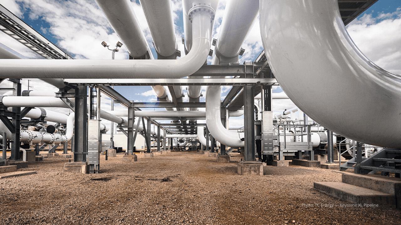 TC Energy — Keystone XL Pipeline 1280x720